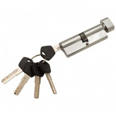 Цилиндр ключ фиксатор (90х45х45)