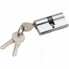 Цилиндр ключ ключ хром