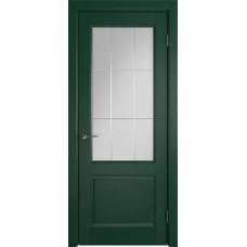 К1/ Зеленая эмаль остекленная