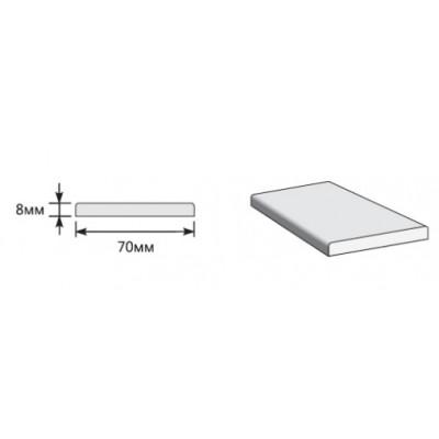 Наличник прямоугольный Luce МДФ 2150*70*8