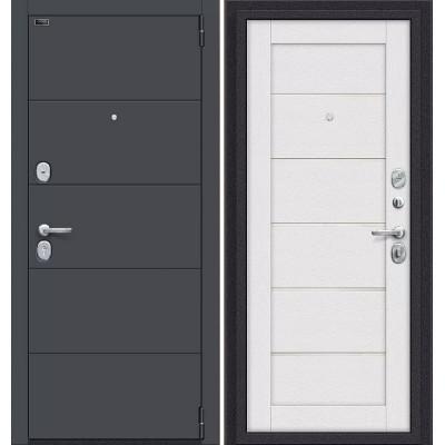 Porta S 4 Л22  Graphite Pro/Nordic Oak