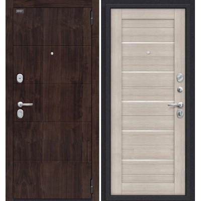 Дверь Прайм Cappuccino Veralinga/White Pearl