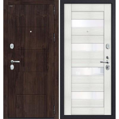 Дверь Groff Т3-223 Темная Вишня