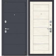 Porta S 4 Л22  Graphite Pro/ Nordic Oak