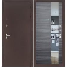 CLASSIC антик медный/ Сандал серый горизонтальный с зеркалом