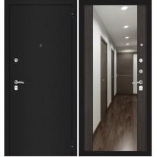 CLASSIC шагрень черная/ с зеркалом максимум Венге
