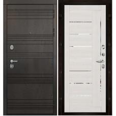 Входная дверь Министр 2110 капучино велюр