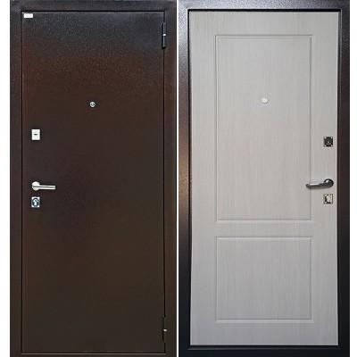 Входная дверь Форт люкс капучино