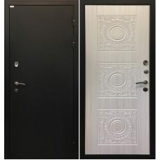 Входная дверь Спарта белый жемчуг