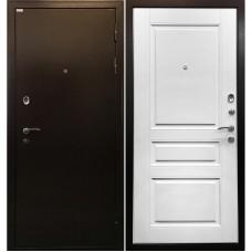 Входная дверь Статус белый ясень