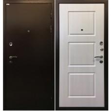 Входная дверь Трио лиственница беж